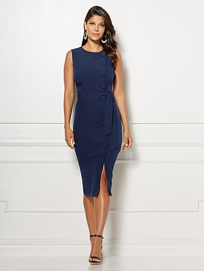 Eva Mendes Collection - Petite Emme Sheath Dress - New York & Company