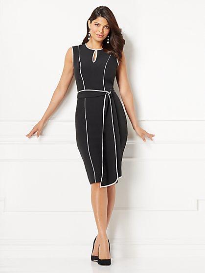 Eva Mendes Collection - Petite Jaclyn Sheath Dress - New York & Company