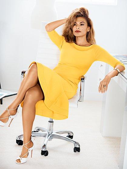Eva Mendes Collection - Petite Melinda Dress - New York & Company
