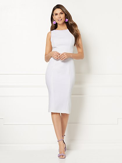 Eva Mendes Collection - Petite Sonja Sheath Dress - New York & Company