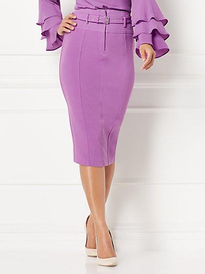 Eva Mendes Collection - Rhea Pencil Skirt - New York & Company