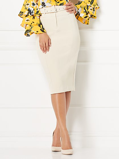 Eva Mendes Collection - Rhea Pencil Skirt - New York & Company