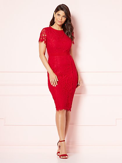 Eva Mendes Collection - Romina Sheath Dress - New York & Company