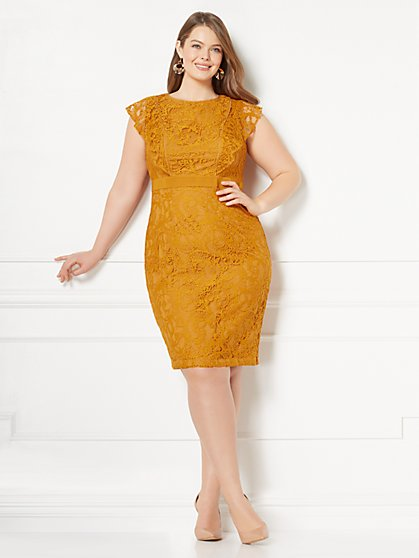 Plus-Size Dresses for Women | New York & Company