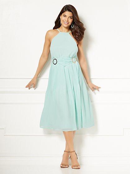 Eva Mendes Collection - Saoirse Halter Dress - New York & Company