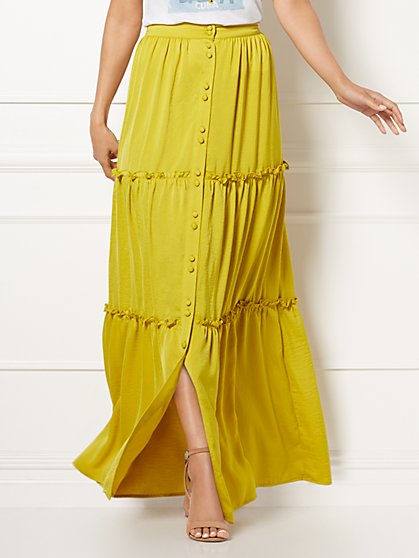 Eva Mendes Collection - Sasha Maxi Skirt - New York & Company