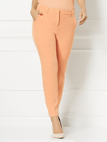 Eva Mendes Collection - Selby Ankle Pant - New York & Company