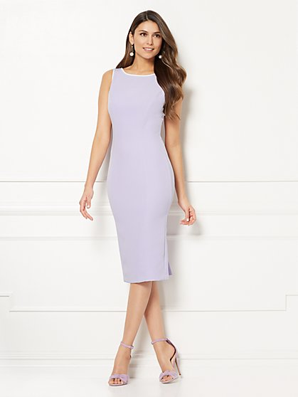 Eva Mendes Collection - Sonja Sheath Dress - New York & Company