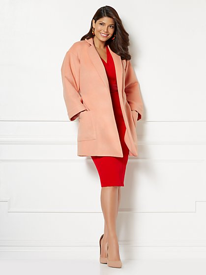 Eva Mendes Collection - Talia Coat - New York & Company