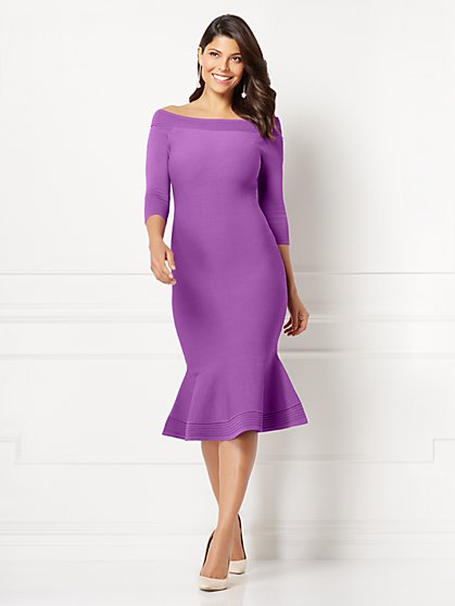 Eva Mendes Collection - Tall Melinda Dress - New York & Company