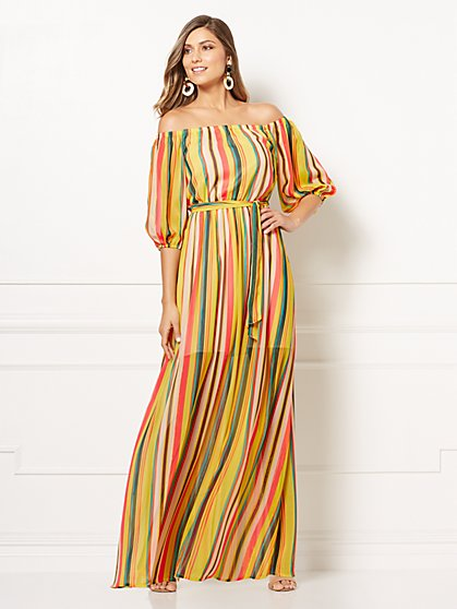 Eva Mendes Collection - Tatiana Maxi Dress - New York & Company