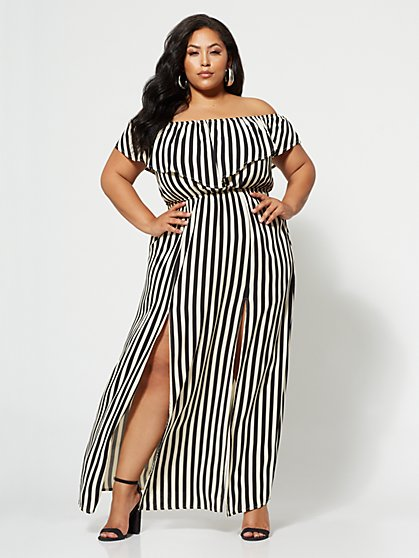 FTF Anabelle Maxi Dress - New York & Company