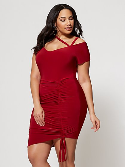 FTF Bella Bodycon Dress - New York & Company