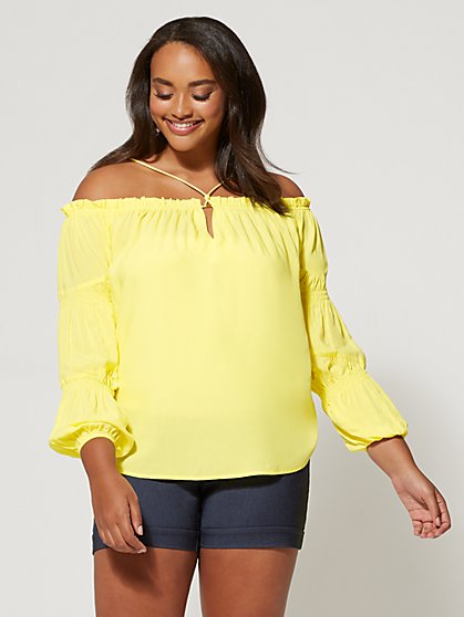 FTF Callie Blouse - New York & Company