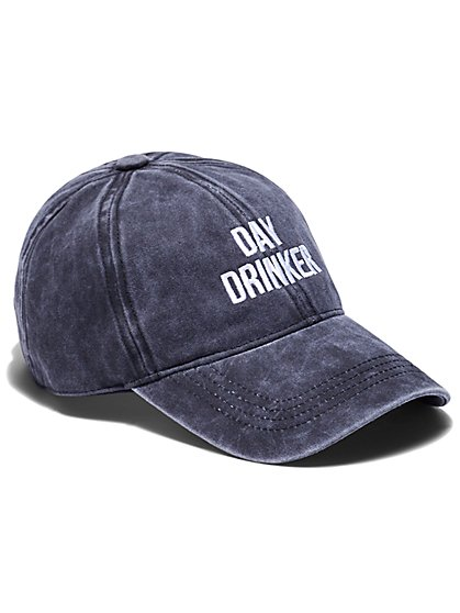 FTF Day Drinker Baseball Cap - New York & Company