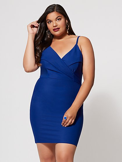 FTF Kiki Bodycon Dress - New York & Company