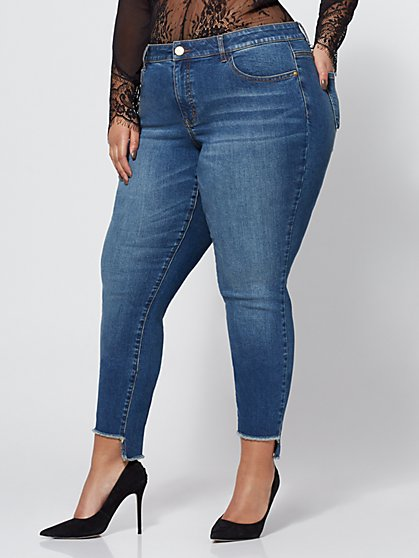 FTF Lycra Premium Step-Up Skinny Jean - New York & Company