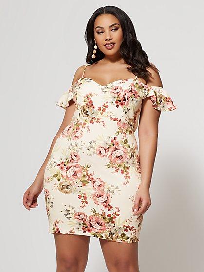 FTF Monica Bodycon Dress - New York & Company