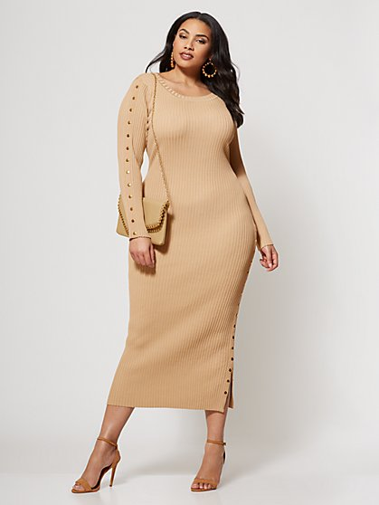 FTF Nicole Knit Maxi - New York & Company