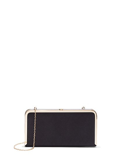 FTF Night Out Clutch - New York & Company