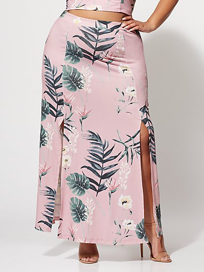 FTF Palma Maxi Skirt - New York & Company