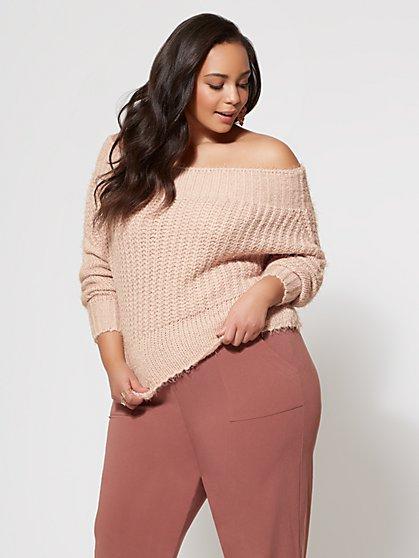 FTF Phoebe Sweater - New York & Company