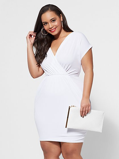 FTF Shiloh Bodycon Dress - New York & Company