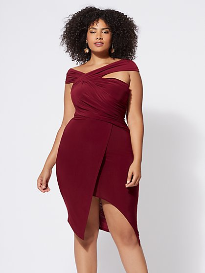 Plus Size Party Dresses For Women Fashion To Figure