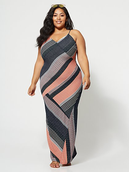 FTF Trixie Maxi Dress - New York & Company