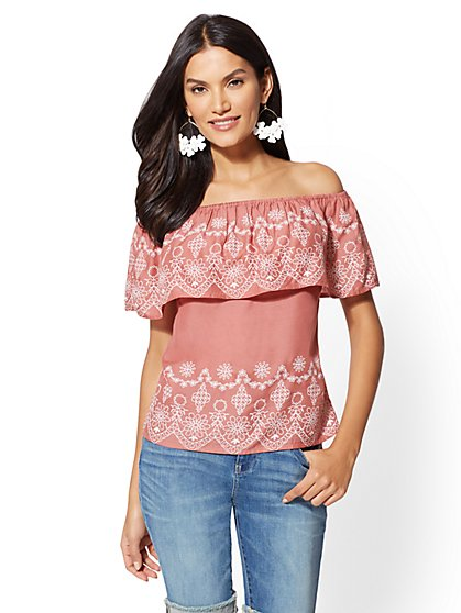 Where to Get Blouses