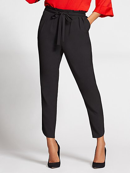Gabrielle Union Collection - Paperbag-Waist Pant - New York & Company