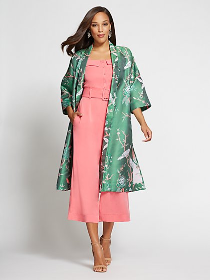 Gabrielle Union Collection - Reversible Kimono Jacket - New York & Company