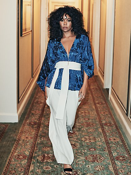 Gabrielle Union Collection - Short Kimono - New York & Company