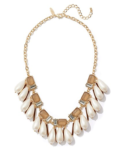 women s necklaces new york company