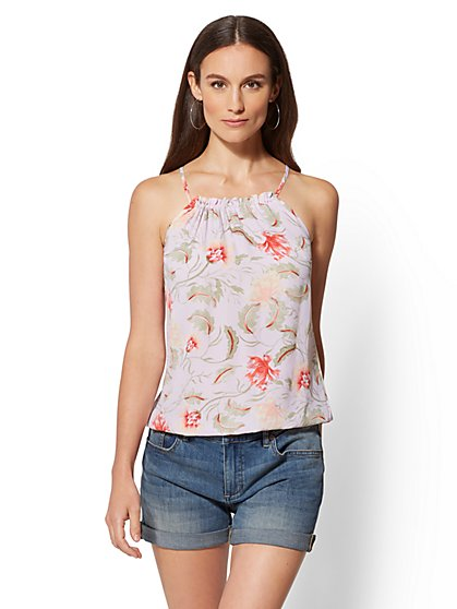 Halter Blouse - New York & Company