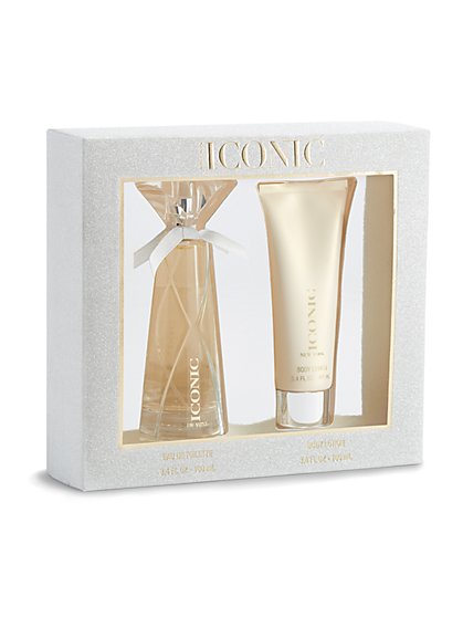 NY&C Beauty - Fragrance Gift Set - Iconic Eau de Parfum & Body Lotion - New York & Company