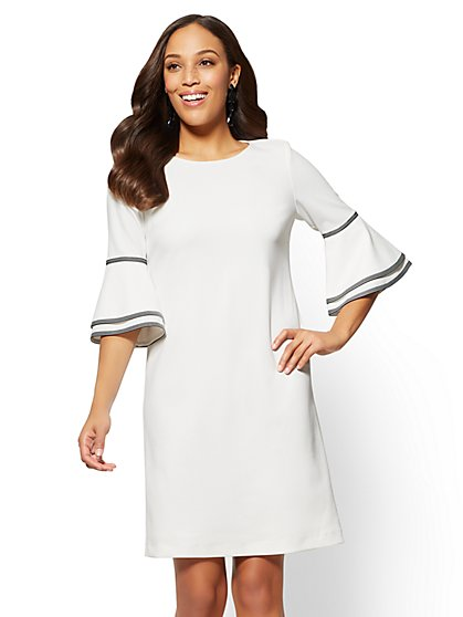 White Dresses Size 4