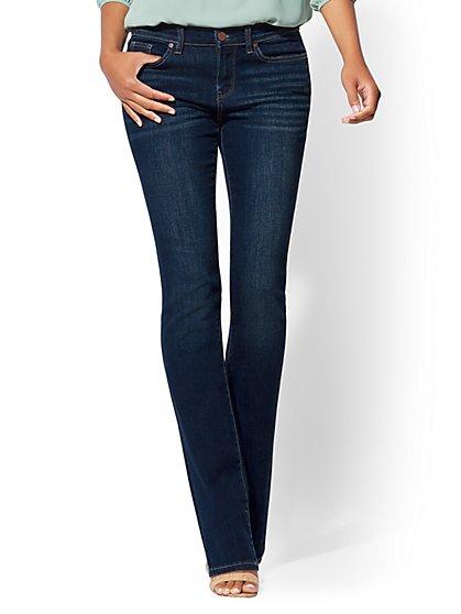 Soho Jeans - Bootcut - Highland Blue Wash - New York & Company