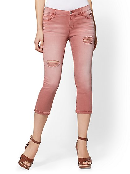 Soho Jeans - Crop Legging - New York & Company