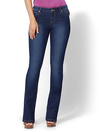 Soho Jeans - Essential Stretch - Tall Bootcut - New York & Company