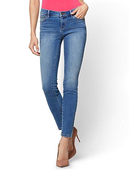 Soho Jeans - Legging - Blue Bandit Wash - New York & Company