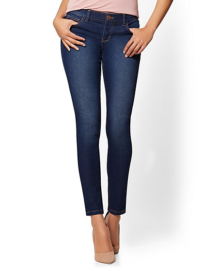 Soho Jeans - Legging - Blue Honey Wash - New York & Company