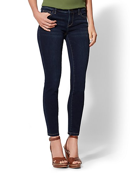 Soho Jeans - Legging - Blue Hustle Wash - New York & Company