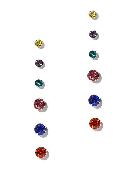 Sparkling Post Earring Set - New York & Company