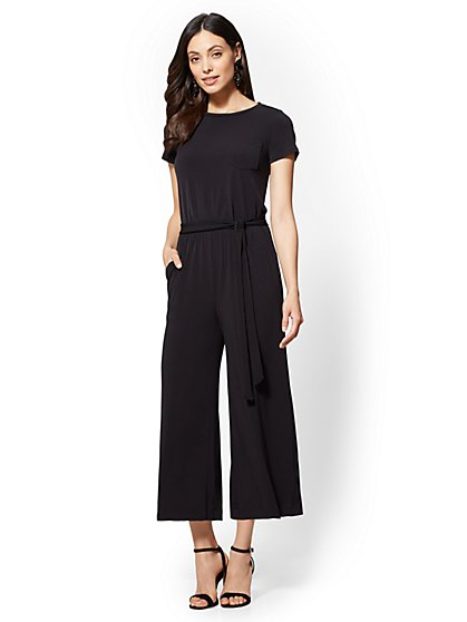 T-Shirt Jumpsuit - New York & Company