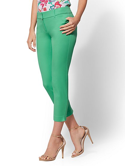 Tall Audrey Crop Pant - New York & Company