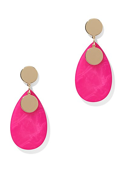 Teardrop Earring - New York & Company