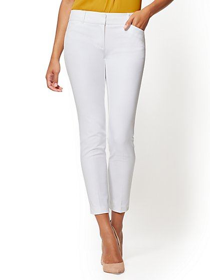 The Audrey Ankle Pant - New York & Company