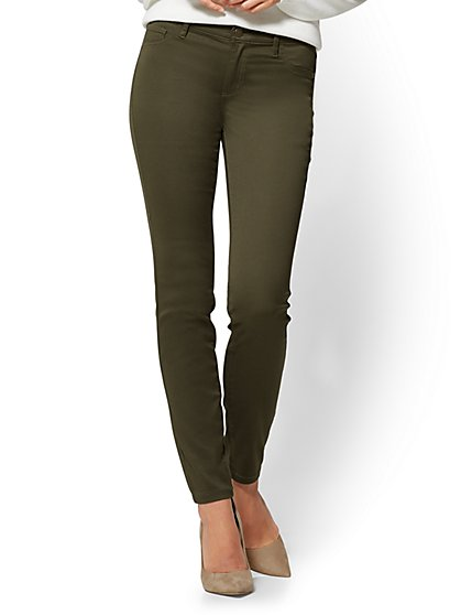 The Crosby Pant - Slim-Leg - New York & Company