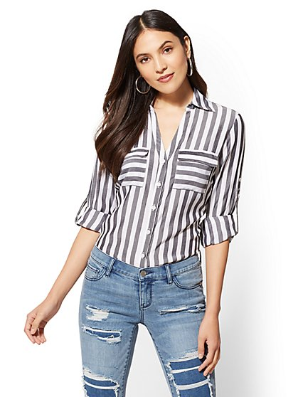 The Kate Shirt - New York & Company